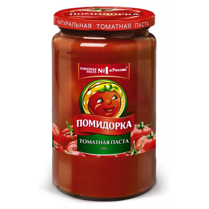 Томатная паста Помидорка, 720 гр