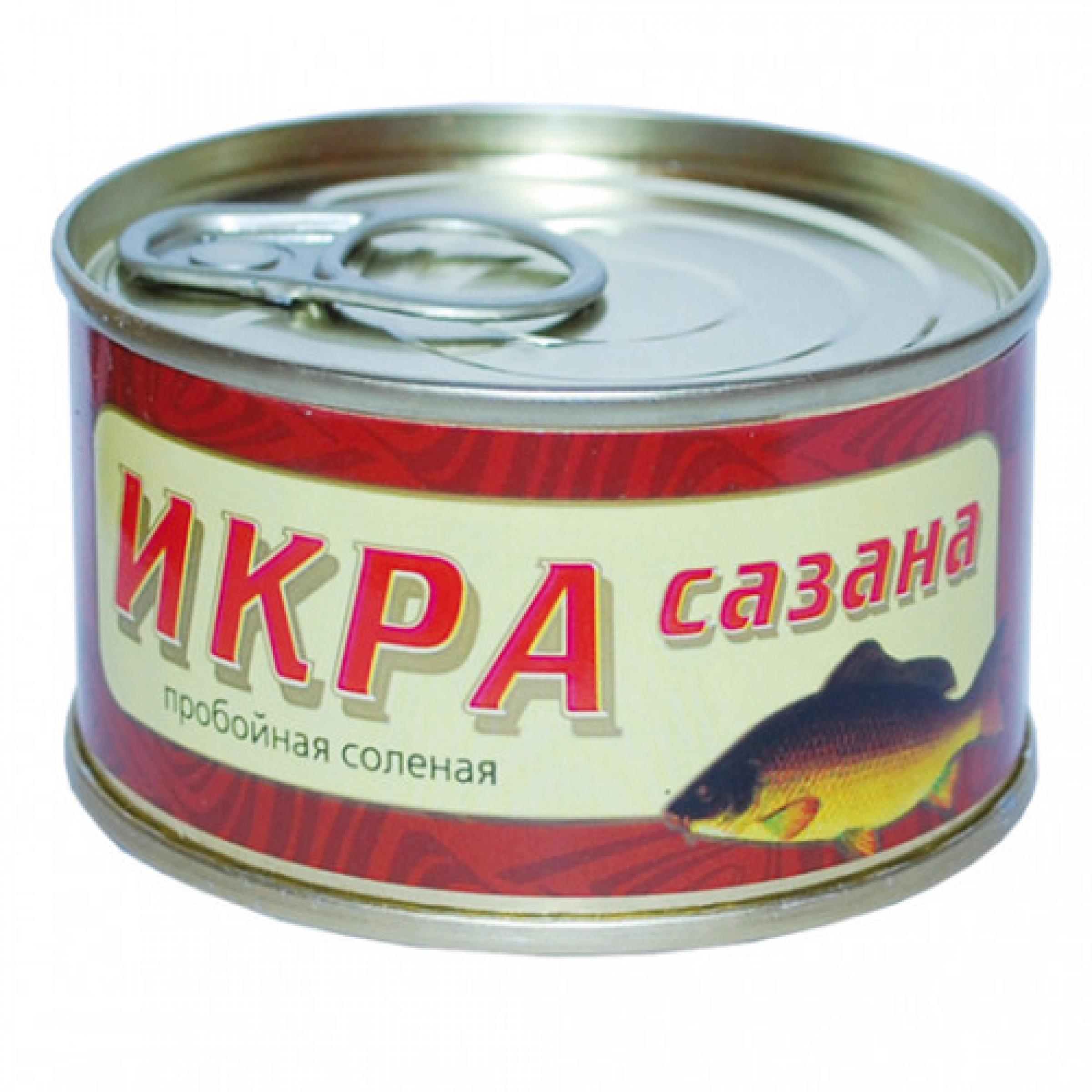 Икра сазана Авистрон, 120 гр
