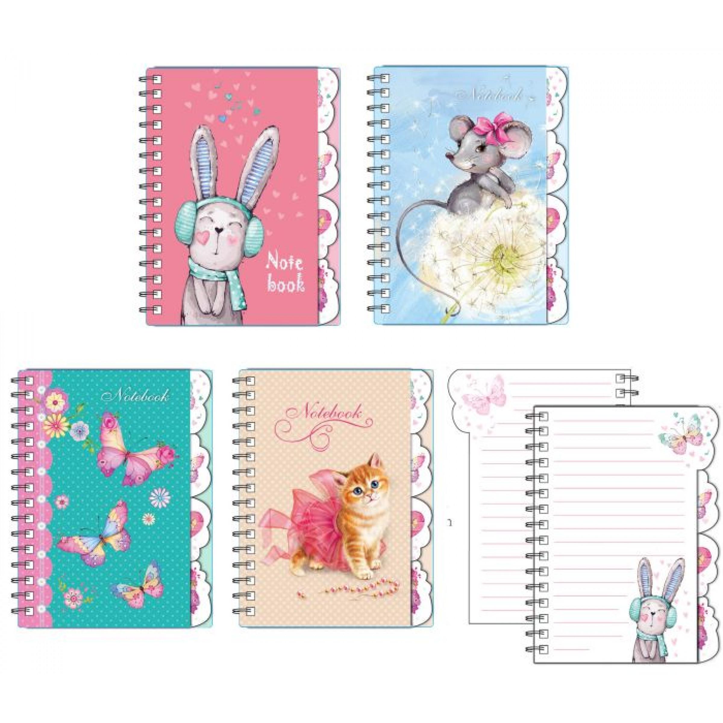 """Записная книжка """"Notebook"""", 105х140мм."""