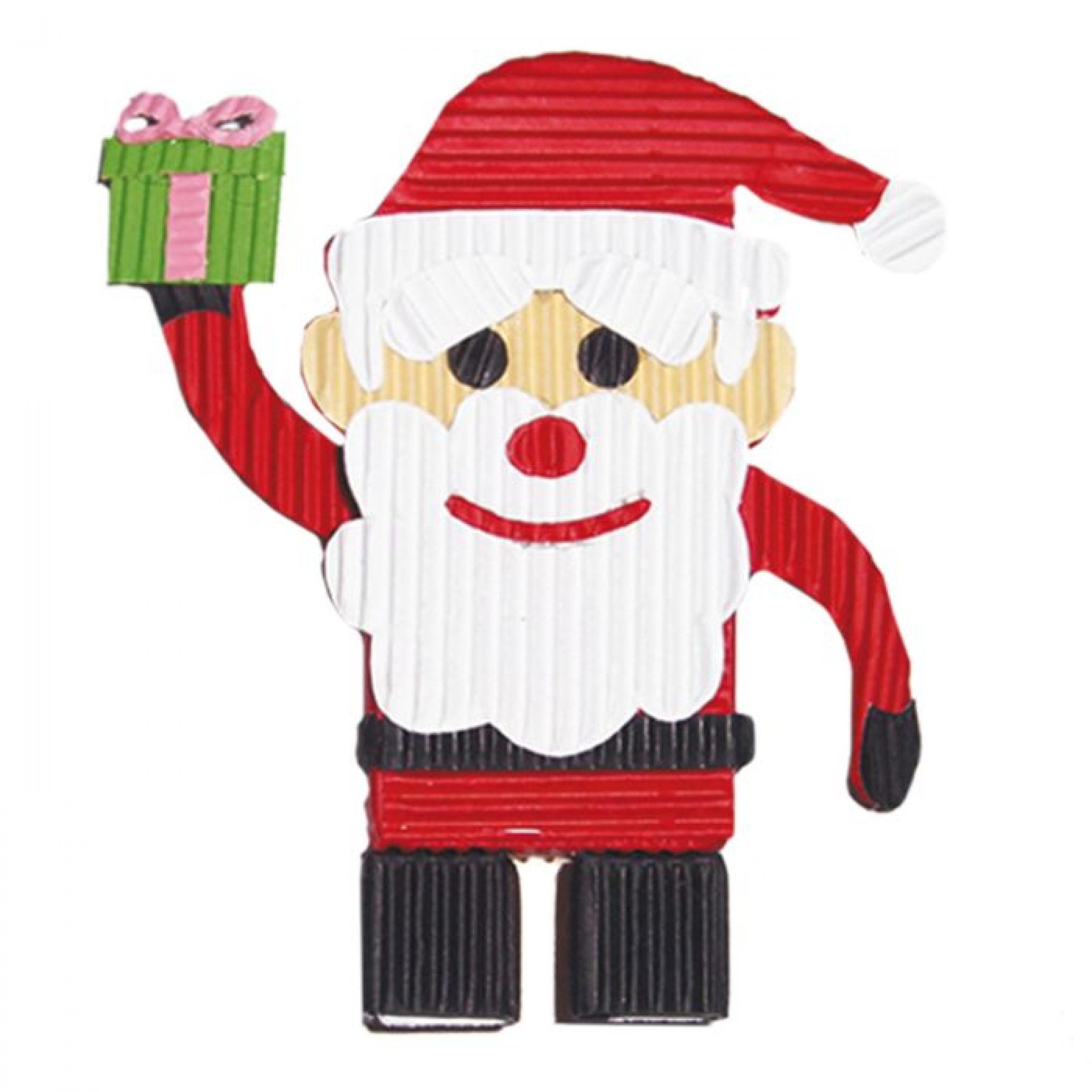 Набор для детского творчества Санта, 1 шт