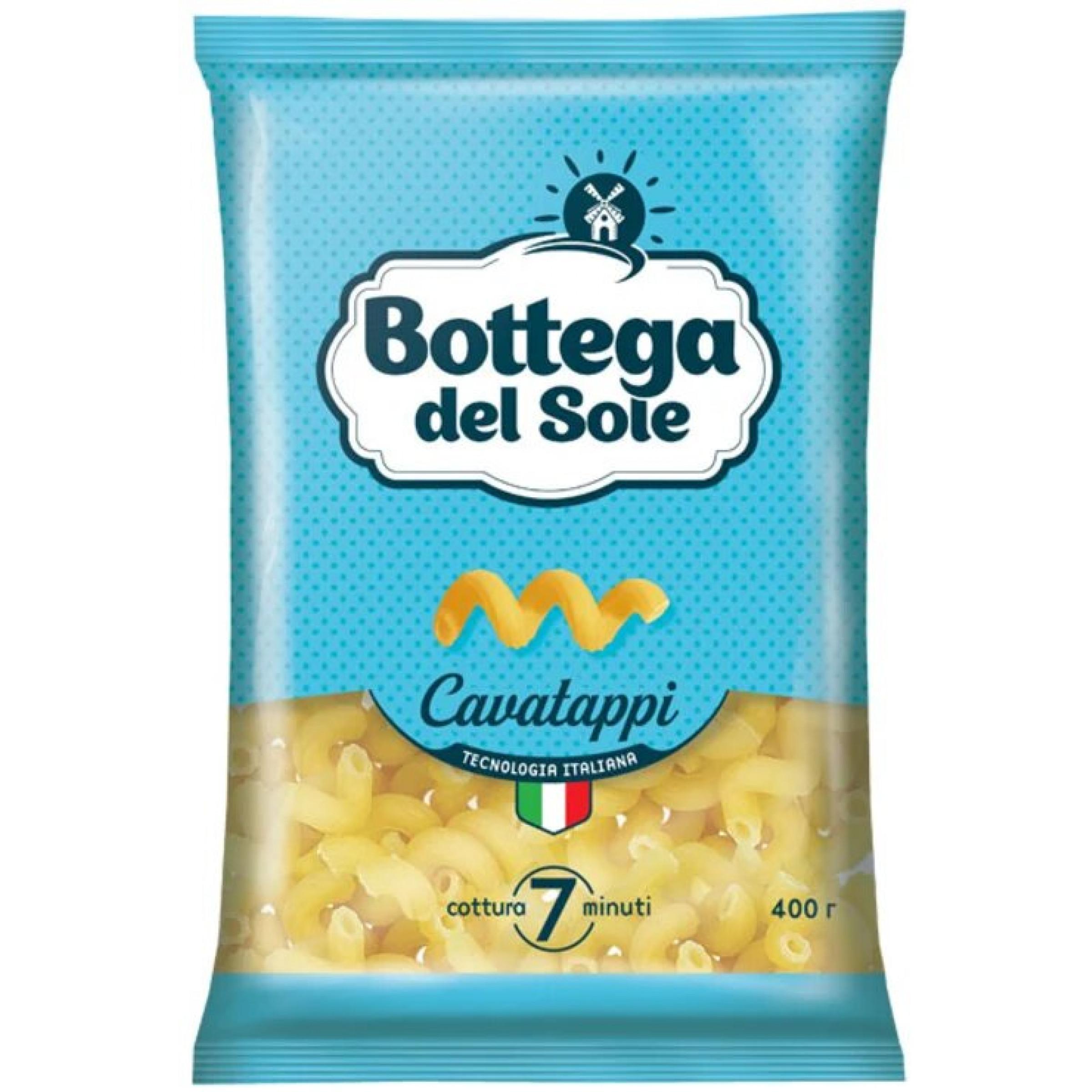 Макаронные изделия Bottega del Sole Витки, 400 гр