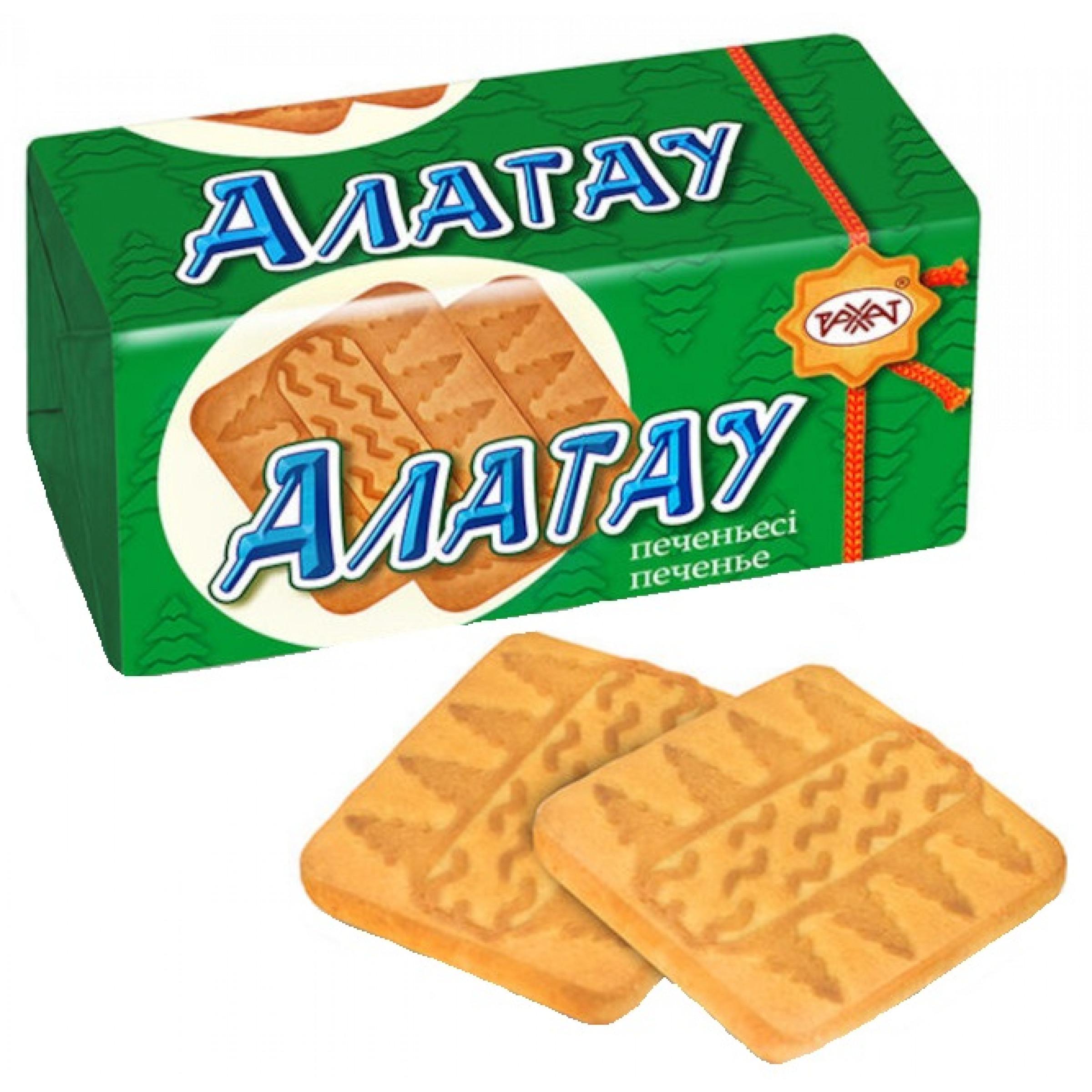 "Печенье ""Алатау"" Рахат, 185 г"