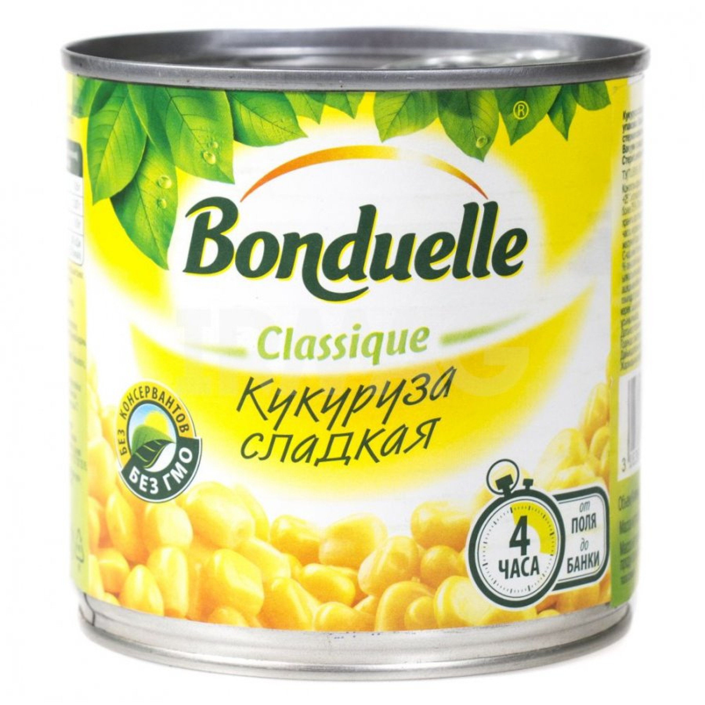 Кукуруза сладкая в зернах Бондюэль, 212мл